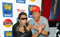 Mateo, lead clown in Criss Angel beLIEve at Luxor
