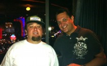 Chumlee, from the hit TV show Pawn Stars
