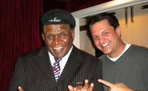 George Wallace, headliner at the Flamingo