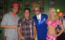 Michael Turco, star of Magic & Mayhem, Murray, Chloe