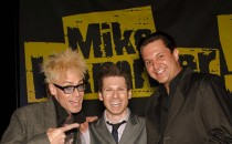 Murray, MIke Hammer star of the Comedy Magic show at the 4 Queens