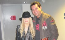 Orianthi Panagaris, guitar player from Michael Jackson's This Is It tour