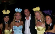 Performed at Playboy Mansion