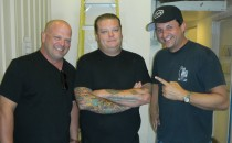 Rick and Corey Harrsion, Pawn Stars