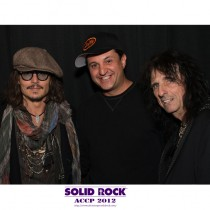 Alice Cooper's Christmas Pudding Show