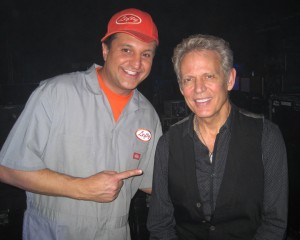 Don Felder, lead guitarist from the Eagles