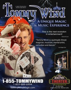 Tommy Wind  Blvd Theater