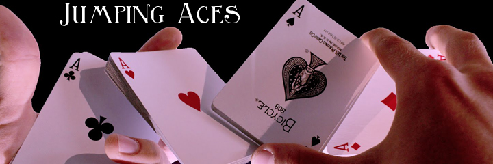 jumping aces