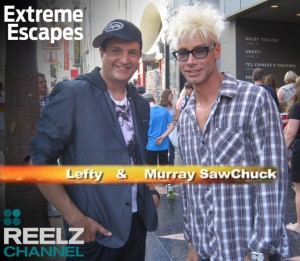 Extreme Escapes - LEFTY & Murray