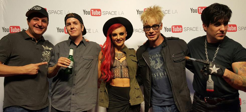 YouTube Space LA Show presents: Magic Night 05
