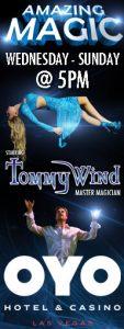 Tommy Wind Amazing Magic