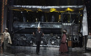 NBC's America's Got Talent - Train Vanish