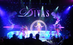 Divas Las Vegas - Feather Set Pieces