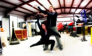 Impact! - Fencing Illusion Rehearsal