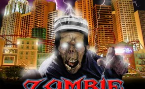 Zombie Precinct - Various Ad Designs and Layouts