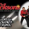 The Jacksons - Horizontal Ad Layout