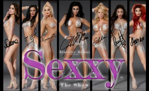 SEXXY - Glitter and Character Images