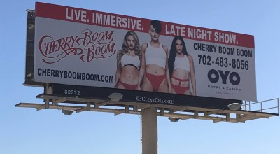 Cherry Boom Boom Graphic Design